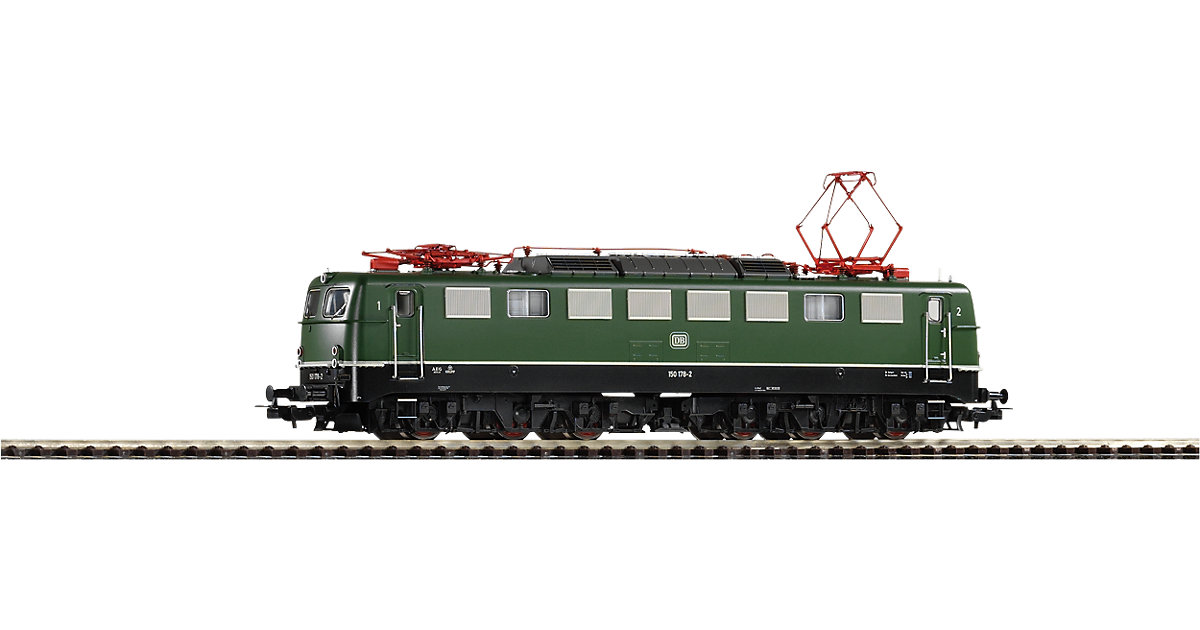 Spur H0 E-Lok BR 150 DB IV, Wechselstromversion