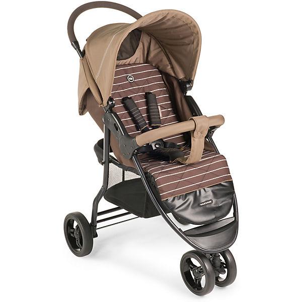 Прогулочная коляска Happy Baby Ultima, бежевый