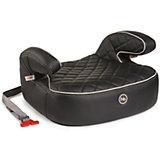 Автокресло-бустер Rider Deluxe, 15-36 кг., Happy Baby, чёрный