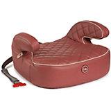 Автокресло-бустер Happy Baby Rider Deluxe, 15-36 кг, бордовый