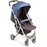 Прогулочная коляска Happy Baby Eleganza, синий