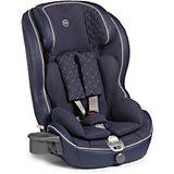Автокресло Mustang Isofix, 9-36 кг., Happy Baby, синий