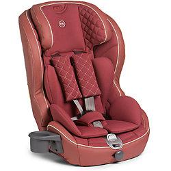 Автокресло Mustang Isofix, 9-36 кг., Happy Baby, бордовый