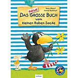 Der kleine Rabe Socke: Das neue große Buch vom kleinen Raben Socke, Sammelband