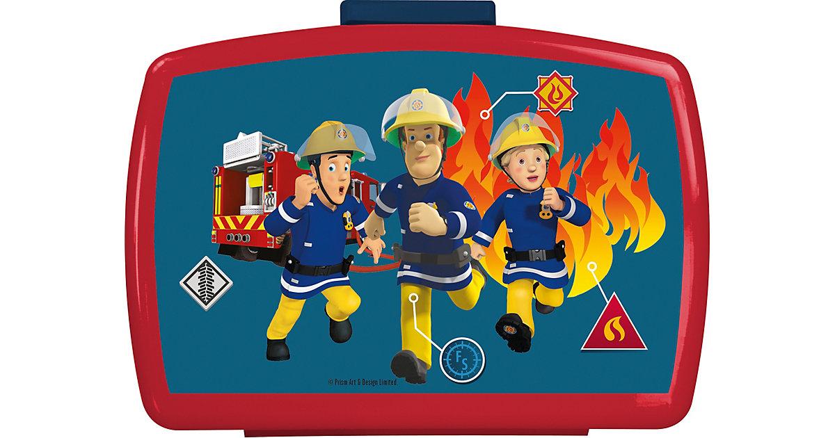 Premium Brotdose Feuerwehrmann Sam