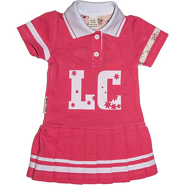 Платье для девочки Lucky Child - красный