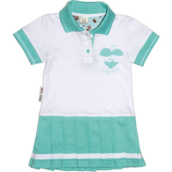 Платье для девочки Lucky Child - белый