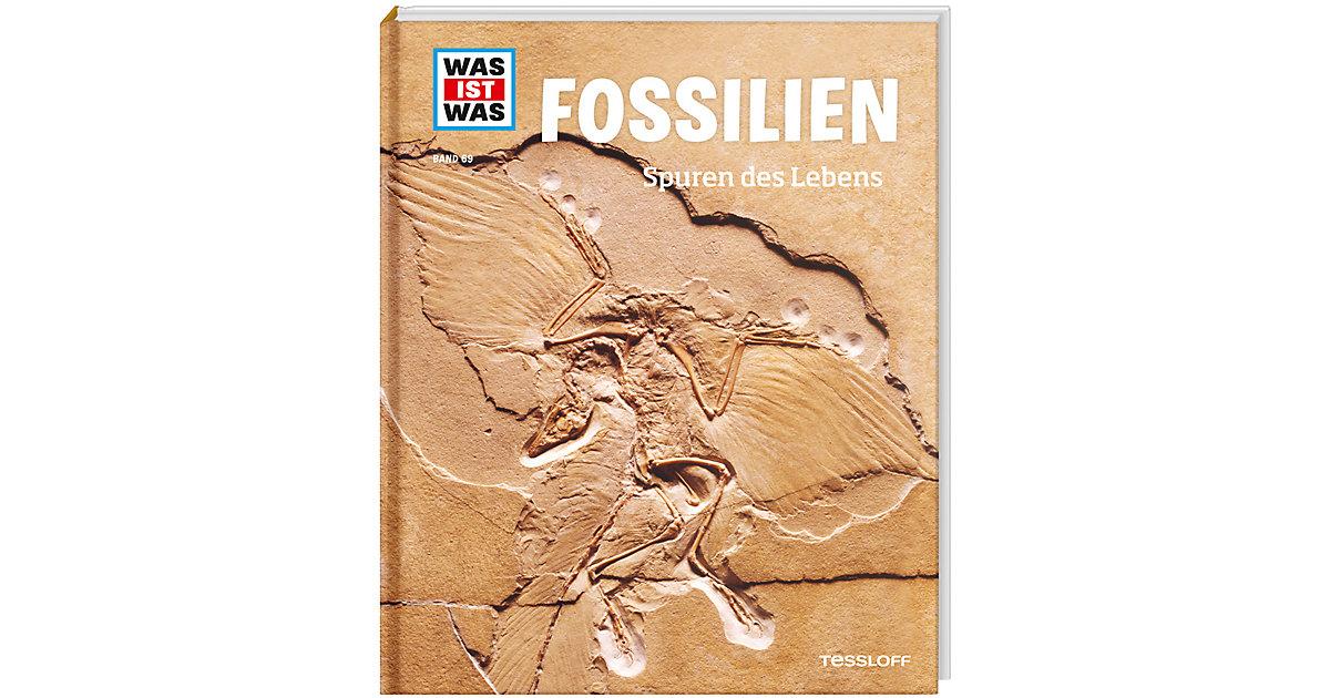 Buch - Was ist Was: Fossilien - Spuren des Lebens