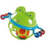 Развивающая игрушка-мяч «Лягушонок», Oball