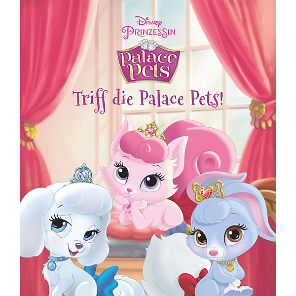 Disney Palace Pets: Triff die Palace Pets!