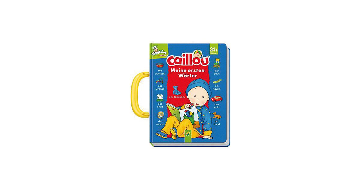 Buch - Caillou: Meine ersten Wörter