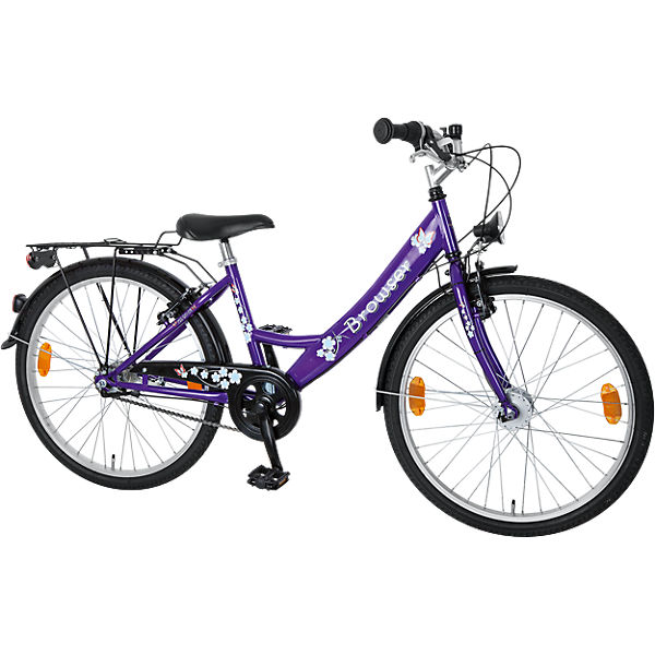 Kinderfahrrad Browser Girls, 24 Zoll