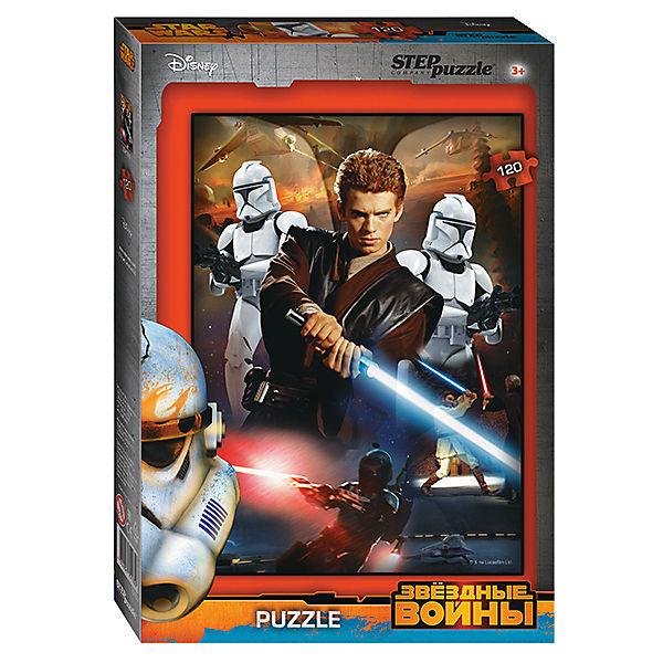 """Пазл """"Звёздные войны"""", 120 деталей, Step Puzzle"""