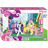 "Пазл ""My little Pony"", 160 детелей, Step Puzzle"