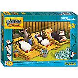 "Пазл ""Пингвины из Мадагаскара"", 60 деталей, Step Puzzle"