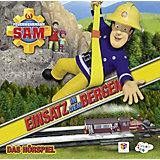 CD Feuerwehrmann Sam - Einsatz in Den Bergen