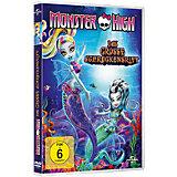 DVD Monster High - Das Große Schreckensriff