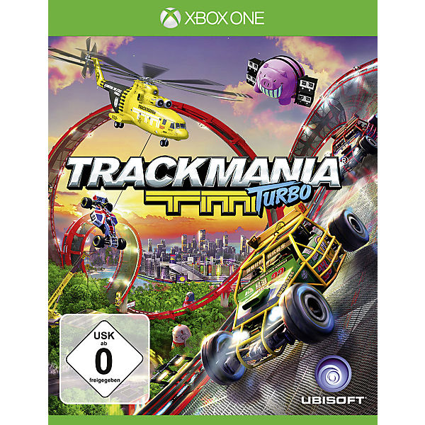 XBOXONE Trackmania Turbo