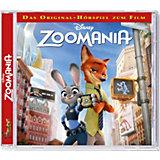 CD Disney Zoomania (Hörspiel zum Kinofilm)