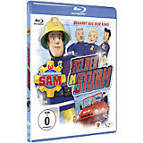 BLU-RAY Feuerwehrmann Sam - Helden Im Sturm (Kinofilm)