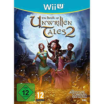 Wii U Book of unwritten Tales 2