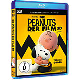 BLU-RAY Die Peanuts - Der Film 3D