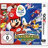 3DS Mario & Sonic bei den Olympischen Spielen: Rio 2016