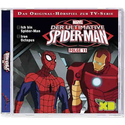 CD Der ultimative Spiderman 11