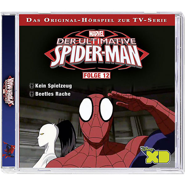 CD Der ultimative Spiderman 12