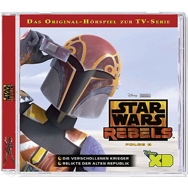 CD Star Wars Rebels 08