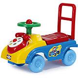 """Автомобиль-каталка """"Телефончик"""" (гудок, сиденье-багажник со спинкой, игровые элем.)"""