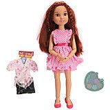 """Кукла """"Макияж: Романтичная девчонка"""", 45,5 см, с аксессуарами, DollyToy"""