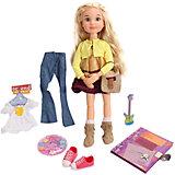 "Кукла ""Макияж: Фитнес девчонка"", 45,5 см, с аксессуарами, DollyToy"