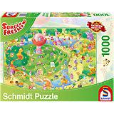 Sorgenfresser: Im Labyrinth Puzzle 1000 Teile