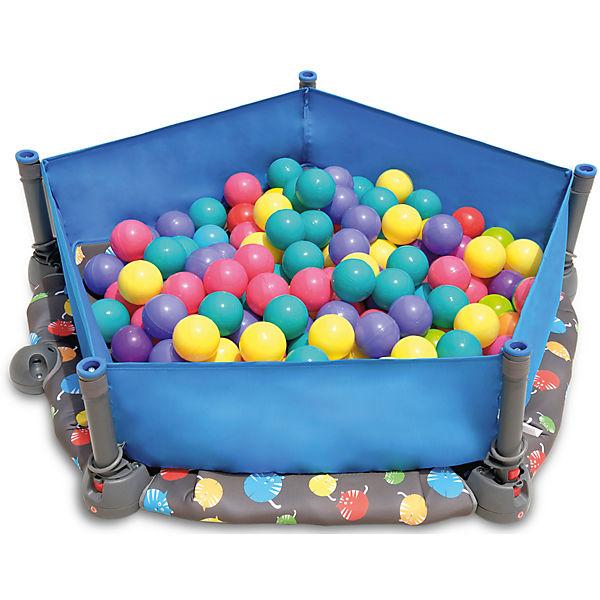 trampolin 3in1 inkl b llebad smartrike mytoys. Black Bedroom Furniture Sets. Home Design Ideas