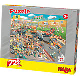 Puzzle 72 XL Teile - Autorennen