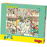 Puzzle 72 XL Teile - Zauberschule