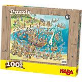 Puzzle 100 XL Teile - Piraten
