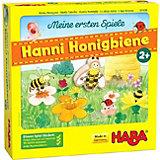 Meine ersten Spiele - Hanni Honigbiene
