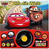 Disney Cars 2 - Um die Welt, mit Soundmodulen