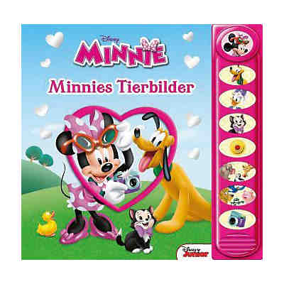 Disney Minnie - Minnies Tierbilder, mit Soundmodulen