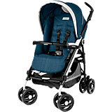 Buggy Pliko P3 Compact Classico, Saxony Blue, 2016