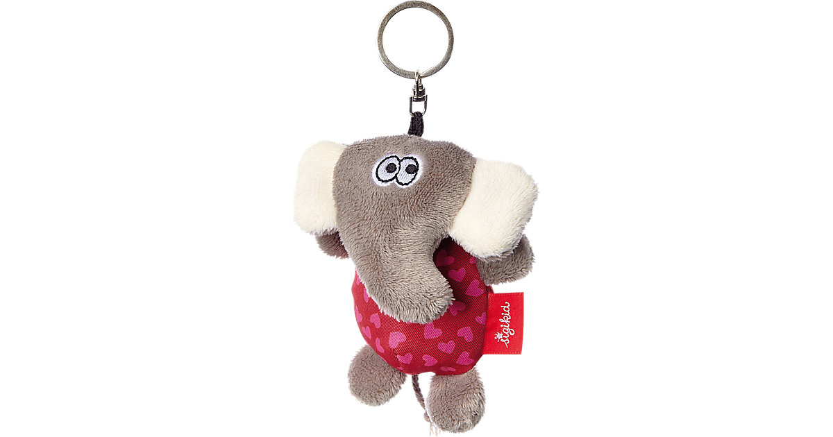 41166 Schlüsselanhänger Elefant Mädchen Kinder
