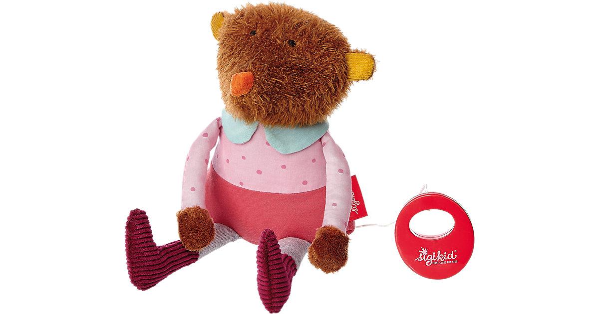 Spieluhr Bär, Kindergarten Freunde