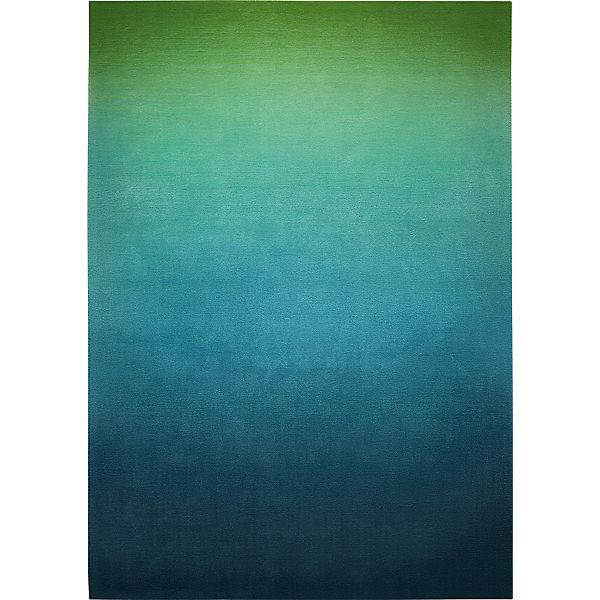 Teppich Esprit Sunrise, grün, ESPRIT  myToys