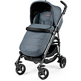 Коляска-трость Si Completo, Peg-Perego, Blue Denim