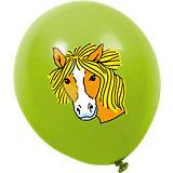 Luftballons Pferd Mein Ponyhof, 8 St.