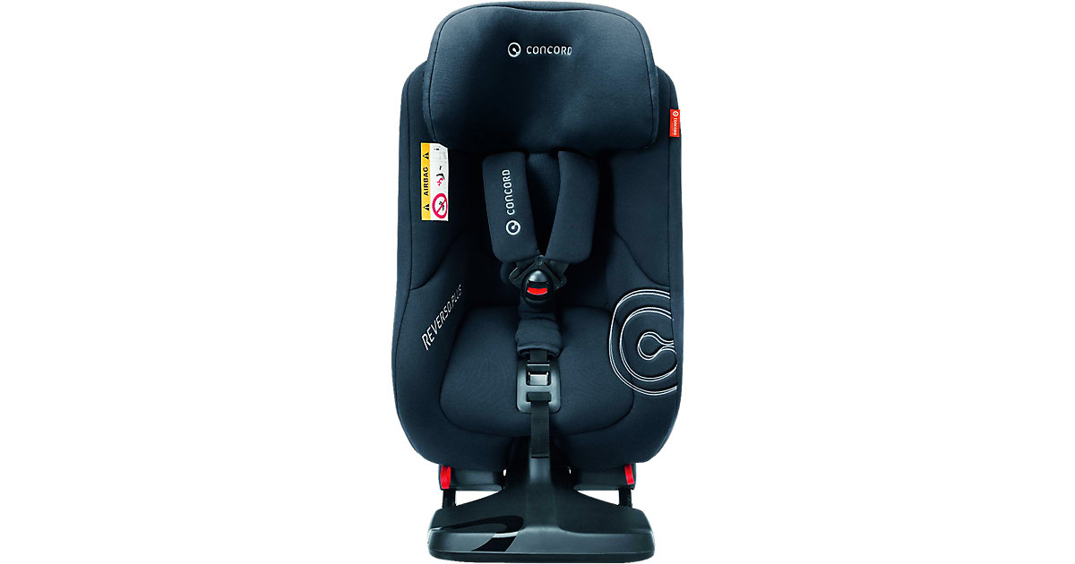 Auto-Kindersitz Reverso Plus, Midnight Black, 2016 schwarz Gr. 0-18 kg