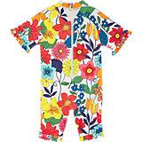 Schwimmanzug mit UV-Schutz für Mädchen