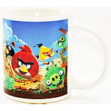 """Керамическая кружка """"Птицы"""" 300 мл, Angry Birds"""